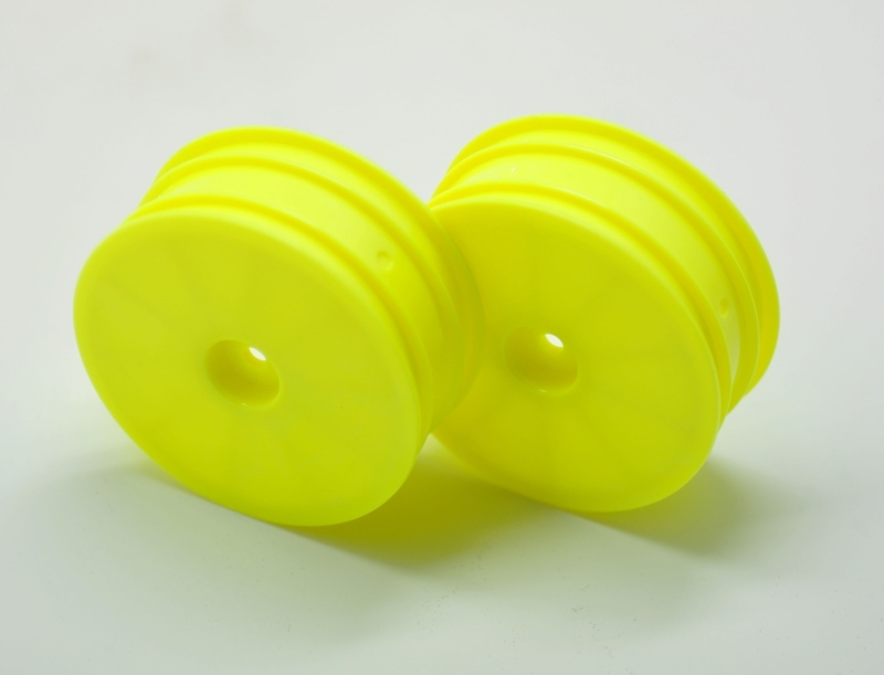 1/10 buggy rim fr 2wd yellow (2)